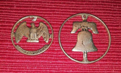 1954 Men/'s Silver Ben Franklin Half Dollar Key Ring Chain 66th Birthday Gift 25th Anniversary Coin Token