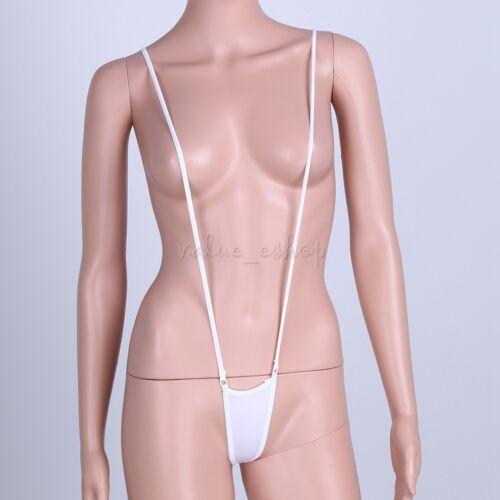 Women Lingerie G-string Briefs Underwear Panties T string Thongs Knickers Bikini