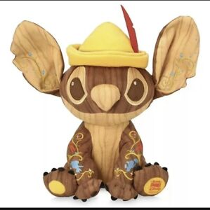 Stitch Crashes Disney Plush Pinocchio Limited Edition Release *Confirmed*