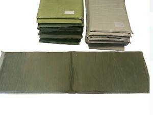 Damaged-Military-Issue-Self-Inflating-Sleeping-Mat-Pad-Dark-Green