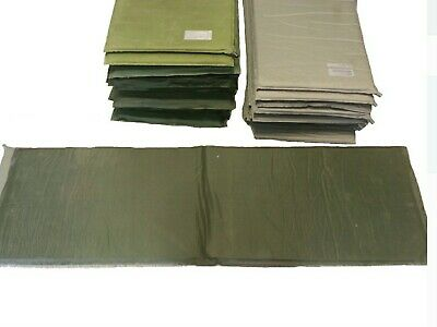 US Military Hiker Vinyl Technologies OD Self-Inflating Sleeping Pad Mat GC