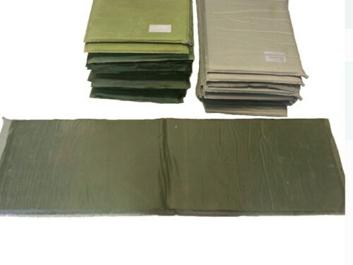 vert clair Endommagé Military issue auto gonflant Sleeping Mat Pad