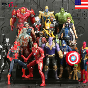 20Pcs-Avengers-3-Infinity-War-Thanos-SuperHero-Kids-Action-Figures-Toys-Doll