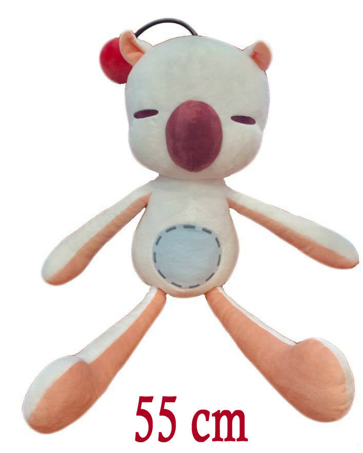 Pl  sch final fantasy xv 15 moogle 55 cm plsch - puppe moogle stilkzin xiii 13   2