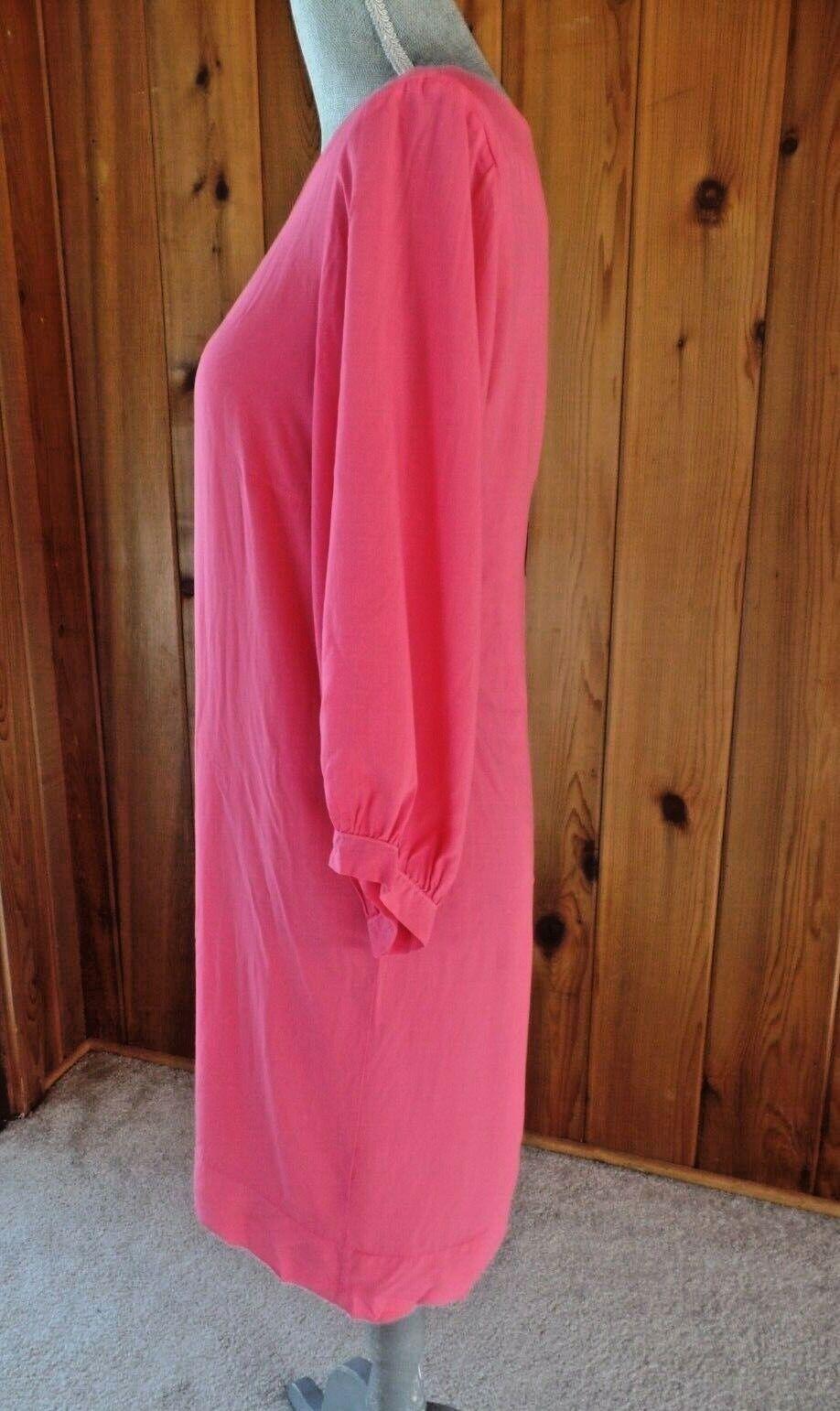 New Splendid Shift Shift Shift Dress Size S Pink e7a243
