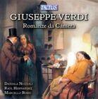 Verdi Romanze Da Camera Daniela Nuzzoli Raul Hernandez Marcello Rossi Tactus TC 812205