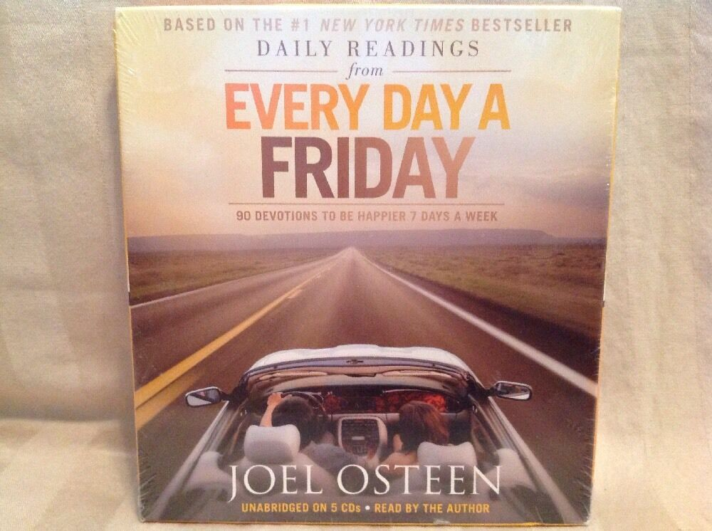 Daily Readings From Every Day A Friday 90 Devotions To Be Happier