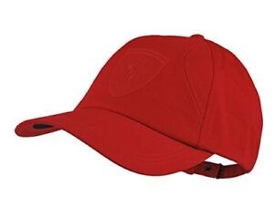 Image is loading Puma-Adults-Unisex-Ferrari-Lifestyle-Cap-565450-02 75672cccd4b
