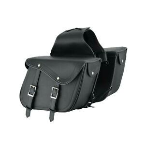 Silla-De-Montar-De-Cuero-Moto-Motocicleta-genunie-bolsa-de-maletas-Touring-Bolso-Impermeable