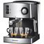 miniatura 1 - Macchina da caffè espresso macinato in polvere cappuccino 1 o 2 tazze 850W 15bar