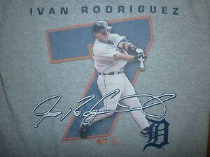 Ivan-Pudge-Rodriguez-Camiseta-Detroit-Tigers-7-Catcher-MLB-Beisbol-Youth
