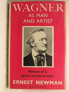 Wagner as man and artist Classics of musical literature Newman Ernest Very - Dundee, United Kingdom - Wagner as man and artist Classics of musical literature Newman Ernest Very - Dundee, United Kingdom
