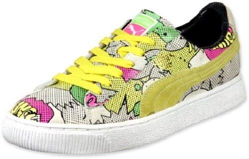 02 Hombre Zapatos Comics Tamaño Dope Low Zapatillas Puma 346139 Nuevo 68 5 Basket Imprimir 7 0HpnWqvw