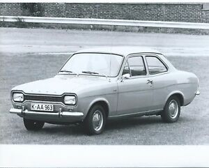 Image Is Loading Ford Escort Gt Mk Original Press Photograph Switzerland