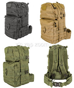 Army-Combat-Military-Rucksack-Back-Pack-Molle-40L-40-Litre-Day-Backpack-Surplus