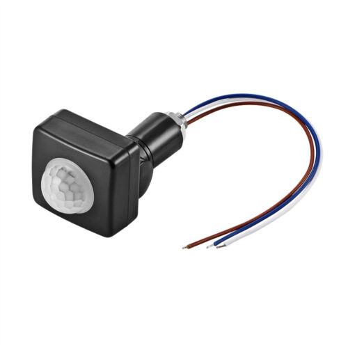 110//220V PIR Infrared Body Motion Sensor Control Switch Automatic Light NEW