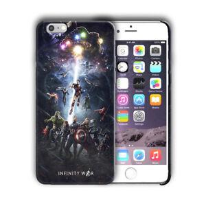 Avengers-Infinity-War-Iphone-4-4s-5-5s-5c-SE-6-6s-7-8-X-XS-Max-XR-Plus-Case-3