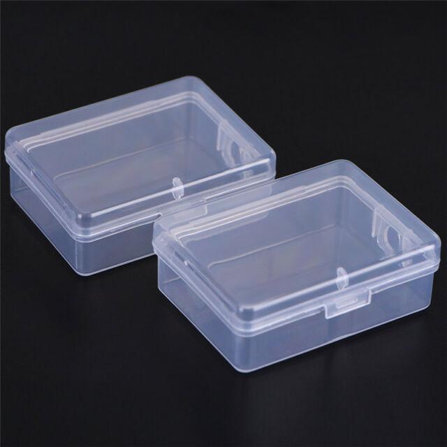 Transpa Plastic Storage Box Clear