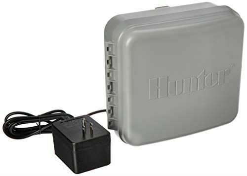 Hunter Pro-C PC-400i 4 Zone Base Controller; Indoor with Plug-in Transformer