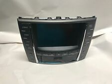 LEXUS 11 12 13 IS250 IS350 NAVIGATION DISPLAY TOUCH SCREEN MONITOR GPS OEM