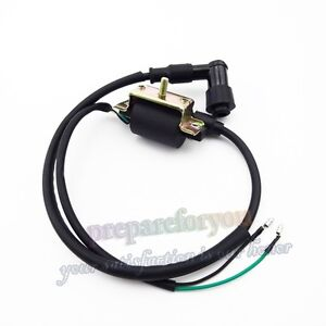 Details about Ignition Coil For Lifan Loncin Taotao Roketa SSR 50cc 110cc  125cc Pit Bikes ATV