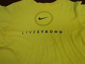 Nike Live Strong T shirt
