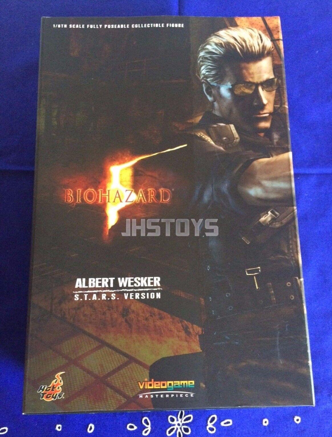 heta leksaker 1  6 Boende Evil Biofaro 5 Albert Wesker stjärnaS Version VGM10