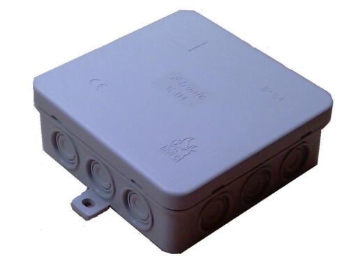 Abzweigdose Abzweigdosen AP IP54 100x100mm Feuchtraum