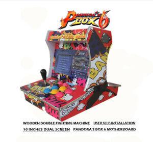 New-Pandora-Box-6-1300-in-1-Retro-Video-Games-Double-Stick-Arcade-Console