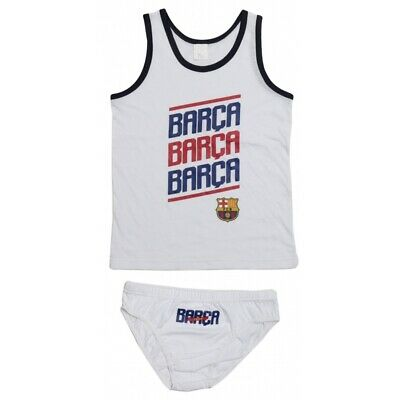 FCB Barcelona Childrens Underwear set 2-12 Years By BestTrend®
