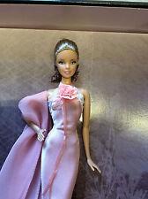 Beautiful Badgley Mischka Barbie in pink dress NRFB