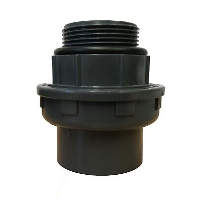 """SPA FILTRATION 1.5/"""" MALE THREADED UNION STA-RITE SWIMMING POOL 50mm PENTAIR"""