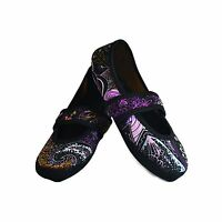 Nufoot Betsy Lou Fuzzies Women's Shoes Best Foldable & Flexible... Free Shipping