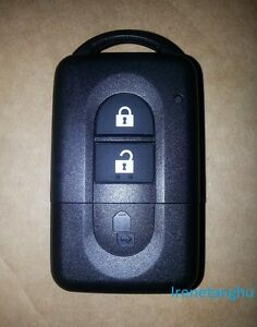 NEW-remote-key-fob-smart-case-for-NISSAN-QASHQAI-X-TRAIL-MICRA-NOTE-PATHFINDER