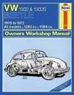 VW 1302S Super Beetle Owners Workshop Manual by J. H. Haynes, D. H. Stead (Paperback, 2012)