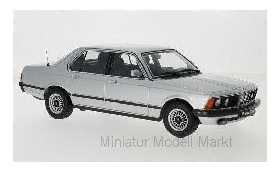 KK-scale bmw 733i (e23) - argento - 1977 - 1 18