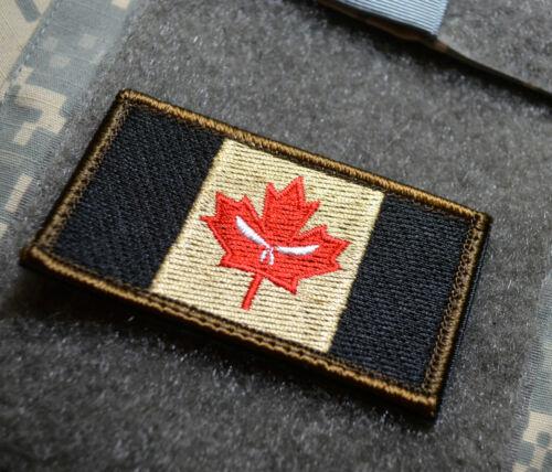 CSOR JTF2 Deuxième Force Opérationnelle Interarmées 2-Tab AFG St.James Cross