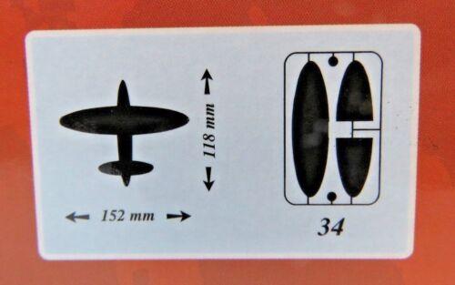 OVP AVIA C-2,Nachbau der ARADO AR-96 SMER 0957 NEU Bausatz 1:72