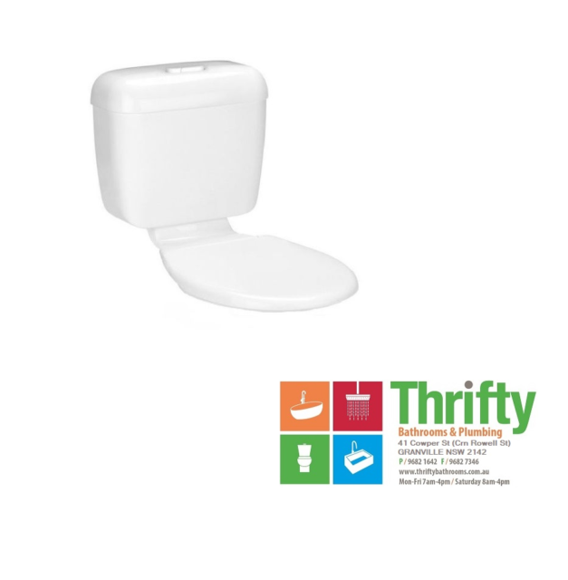 Stylus Tasman Cistern Seat Link White Tas006w By Caroma For Sale Online Ebay