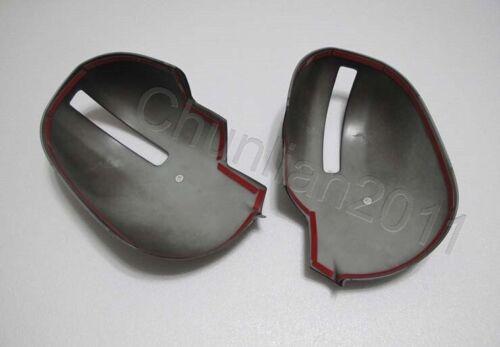 Side Mirror Cover Trim for 2016-2019 Mitsubishi Outlander Sport//ASX Hole Fiber