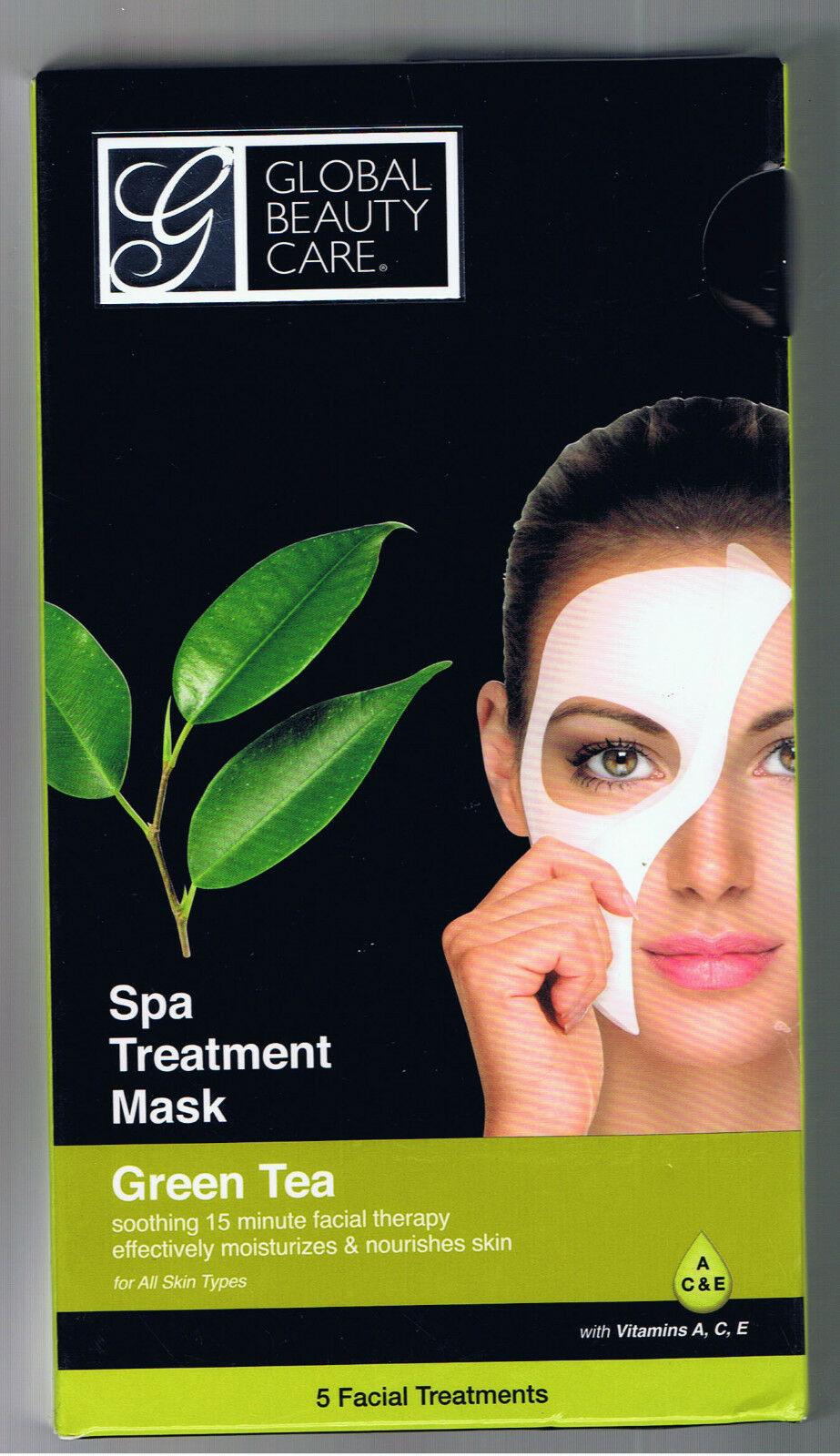 Impossible facial hand spa treatment not deceived