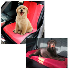 2in1 Waterproof Pet Car Rear Front Back Seat Cover Dog Protector Boot Mat Liner