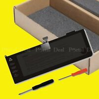 "77.5wh A1382 Battery Apple Macbook Pro 15"" Inch I7 I7 Unibody Mc723g/a US Ship"