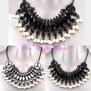 collier perle oriental