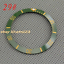 40mm-Red-Black-Blue-Green-Ceramic-Titanium-bezel-insert-fit-GMT-automatic-watch thumbnail 30