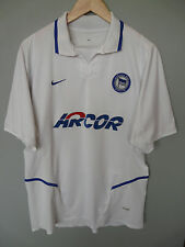 Vintage Hertha Berlin Nike 2002 Away Football Shirt Trikot Jersey Sz XL*