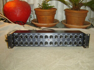 White 4000, 4003, 27 Band Graphic Equalizer, Eq, XLR in/out
