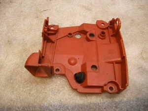 Details about Husqvarna 390xp air filter base carburetor mount 385xp