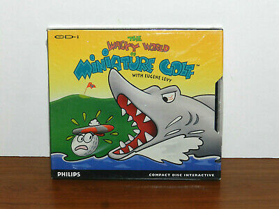 RARE Wacky World of Miniature Golf (Philips CD-i, 1993 ...