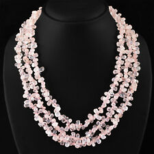 457.00 CTS EARTH MINED RICH RED RUBY SINGLE STRAND ROUND SHAPE BEADS NECKLACE